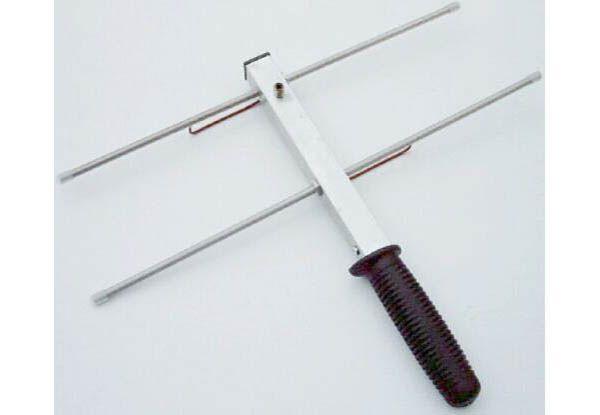 hb9cv schweizer antenne 70cm peilantenne mit griff