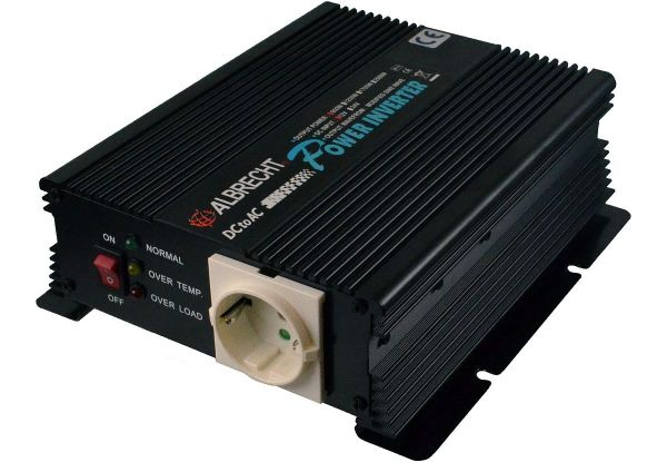 Inverter INV-600 24V DC / 220V 50Hz