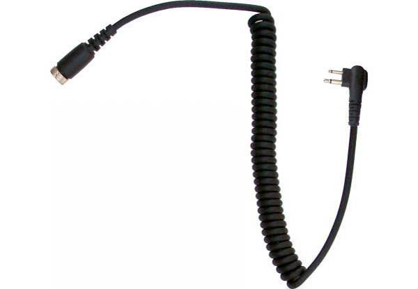 Spiralkabel für KKS-23-M1 Security-Headset