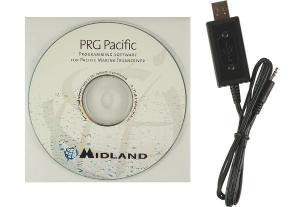 PRG Pacific - USB Programmierset - Midland Pacific