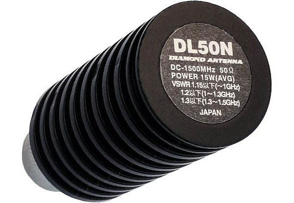 Diamond DL-50N - Dummyload 50 Ohm 100 Watt 0-1,5 GHz