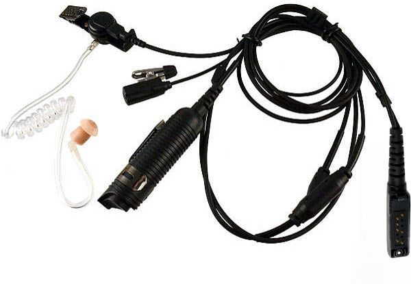 AE-31-ST - 3-Wege Security-Headset