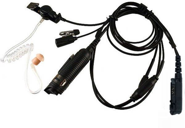 AE-31-DP24 - 3-Wege Security-Headset