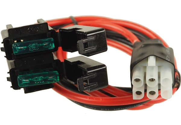 DC-Kabel 6-Pol FT-847/857/897, IC-706/746/756, TS50/570/2000