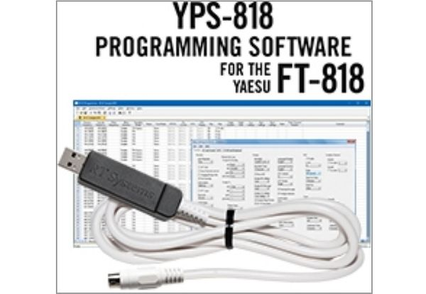 YPS-818 USB Programmierset - FT-818ND
