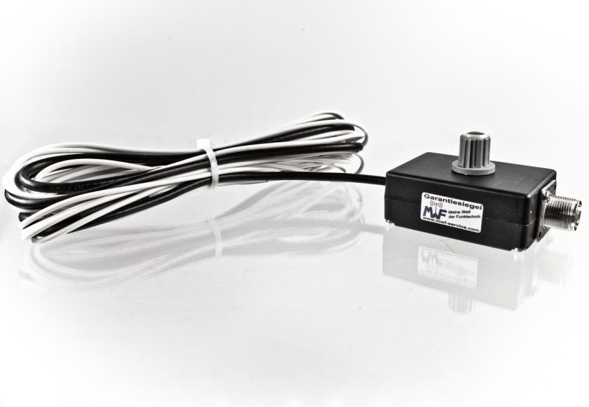 Funk Kabel und Halterung inkl Antenne 27 MHz