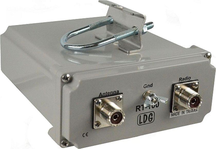 Balun 1:9 für Kurzwellen-Langdrahtantenne 1,5-30 MHz 300 Watt