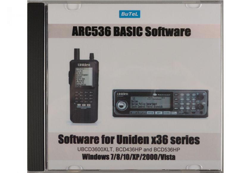Butel ARC-536-BASIC Software