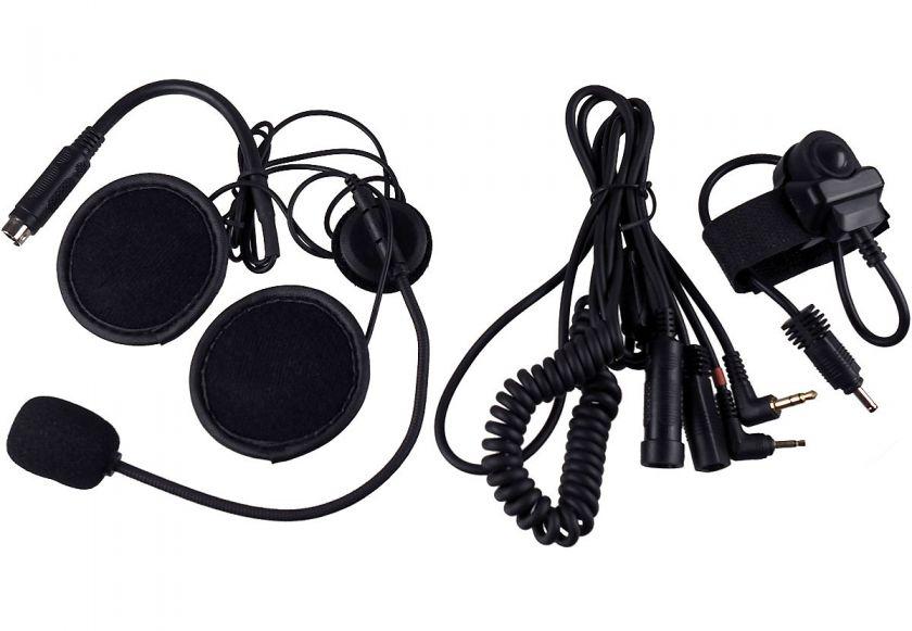 albrecht mhs 500 motorrad headset f r jethelm. Black Bedroom Furniture Sets. Home Design Ideas