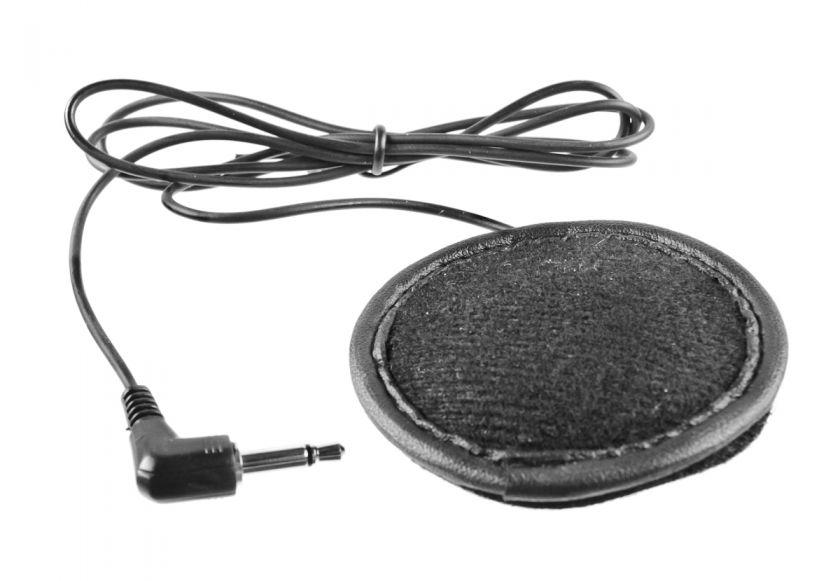 helmlautsprecher mit 3 5 mm mono klinkenstecker. Black Bedroom Furniture Sets. Home Design Ideas
