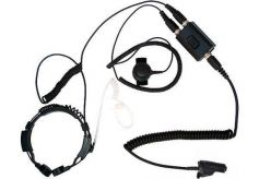 KEP-23-GP900 - Security-Headset mit Kehlkopfmikrofon