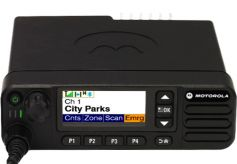 Motorola DM4600e (enhanced) DMR ...