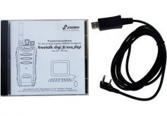 USB-Programmierset für Stabo Freetalk Digi 8 + Freetalk Eco Digi