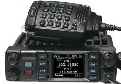 AnyTone AT-D578UV PLUS GPS Bluetooth DMR Mobilfunkgerät VHF/UHF 2m/70cm